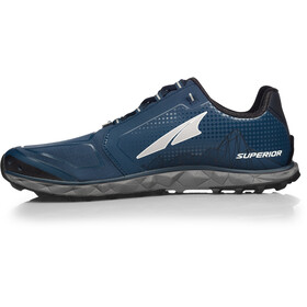 Altra Superior 4 Running Shoes Herre blue/gray